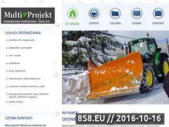 Miniaturka domeny odsniezaniewarszawa24.pl