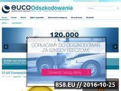 Miniaturka domeny odszkodowania-beskidy.pl