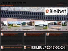Miniaturka domeny www.odwodnienia-liniowe.com.pl