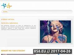 Miniaturka domeny odzidzia.pl