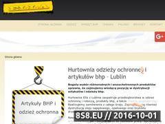 Miniaturka domeny odziezroboczalublin.pl