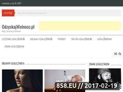 Miniaturka domeny odzyskajwolnosc.pl