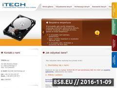 Miniaturka domeny www.odzyskiwaniedanych.i-technology.pl
