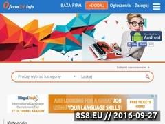Miniaturka domeny oferta24.info