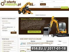 Miniaturka domeny www.ofertymaszyn.pl