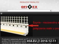 Miniaturka domeny ofitex.pl