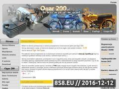 Miniaturka domeny www.ogar200.pl