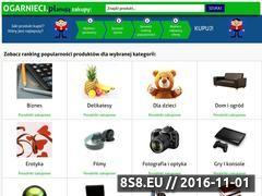 Miniaturka Ranking produktów - najtaniej (ogarnieci.pl)