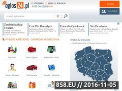 Miniaturka domeny oglos24.pl