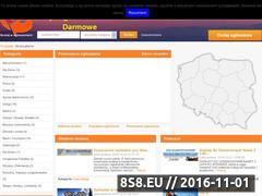 Miniaturka domeny ogloszeniatwoje.pl