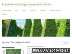 Miniaturka domeny ogrody-perspektywa.pl