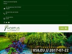 Miniaturka domeny ogrodyhortus.com