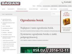 Miniaturka domeny ogrodzeniaboisk.pl