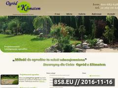 Miniaturka domeny ogrodzklimatem.pl