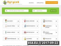 Miniaturka ogryzek.pl (Porównywarka cen)