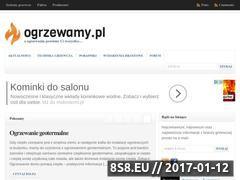 Miniaturka domeny www.ogrzewamy.pl