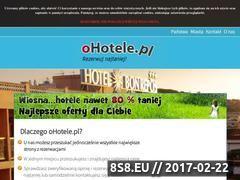 Miniaturka domeny ohotele.pl