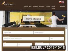 Miniaturka domeny www.ojczenasz.com
