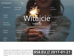 Miniaturka domeny www.okarpaczu.pl