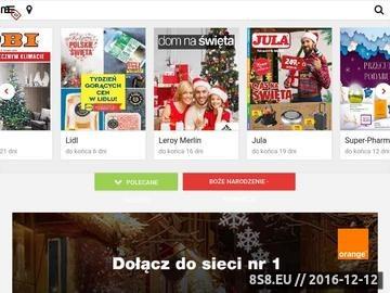 Zrzut strony Okazjum.pl - okazje, promocje, przeceny w Twoim mieście