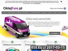 Miniaturka domeny oklejfure.pl