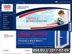 Miniaturka domeny www.okmar-plastik.pl