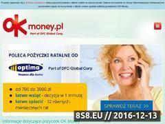 Miniaturka domeny www.okmoney.pl