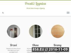 Miniaturka domeny okna-drzwi.legnica.pl