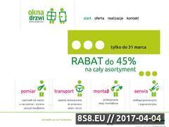Miniaturka domeny www.oknakosowski.pl