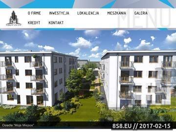 Zrzut strony Rolety, żaluzje, markizy - Profil Warszawa
