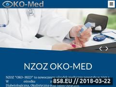 Miniaturka domeny www.okomed.katowice.pl