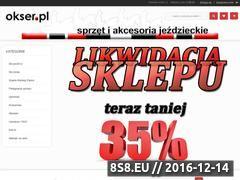 Miniaturka domeny www.okser.pl