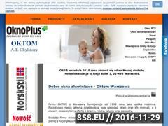 Miniaturka domeny oktom.com.pl