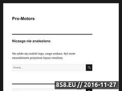 Miniaturka domeny www.olacarcompany.pl