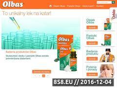 Miniaturka domeny www.olbas.pl