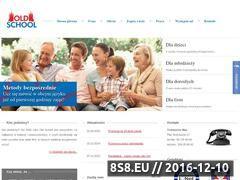 Miniaturka domeny oldschool.com.pl