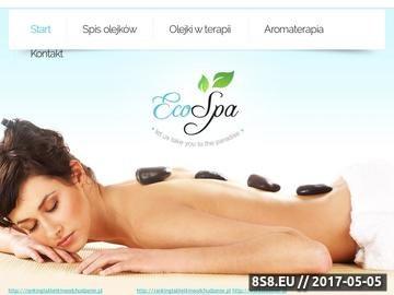 Zrzut strony Naturalne Olejki Eteryczne
