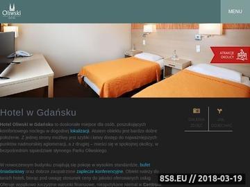 Zrzut strony Nocleg Gdańsk