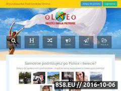 Miniaturka domeny olneo.pl
