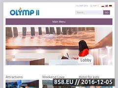Miniaturka domeny www.olymp2.pl