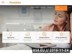 Miniaturka domeny ominposrednika.pl