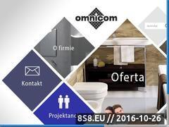 Miniaturka domeny www.omnicom.com.pl