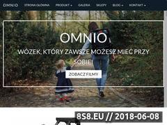 Miniaturka domeny www.omnio.pl