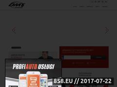 Miniaturka omt-serwis.pl (OMT serwis Tarnów)