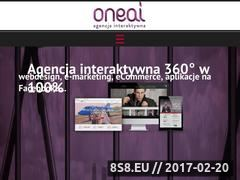 Miniaturka domeny www.oneai.pl