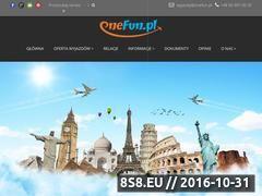 Miniaturka domeny www.onefun.pl