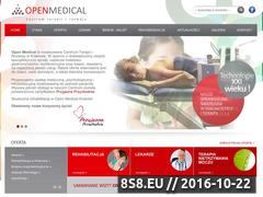 Miniaturka domeny www.openmedical.pl