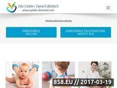 Miniaturka domeny opieka-domowa.com