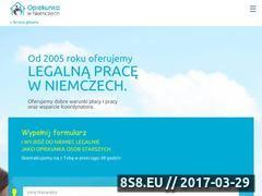 Miniaturka opiekunkawniemczech.eu (Praca dla opiekunek w Niemczech)