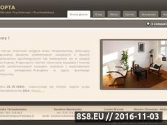 Miniaturka domeny www.optapsychoterapia.pl